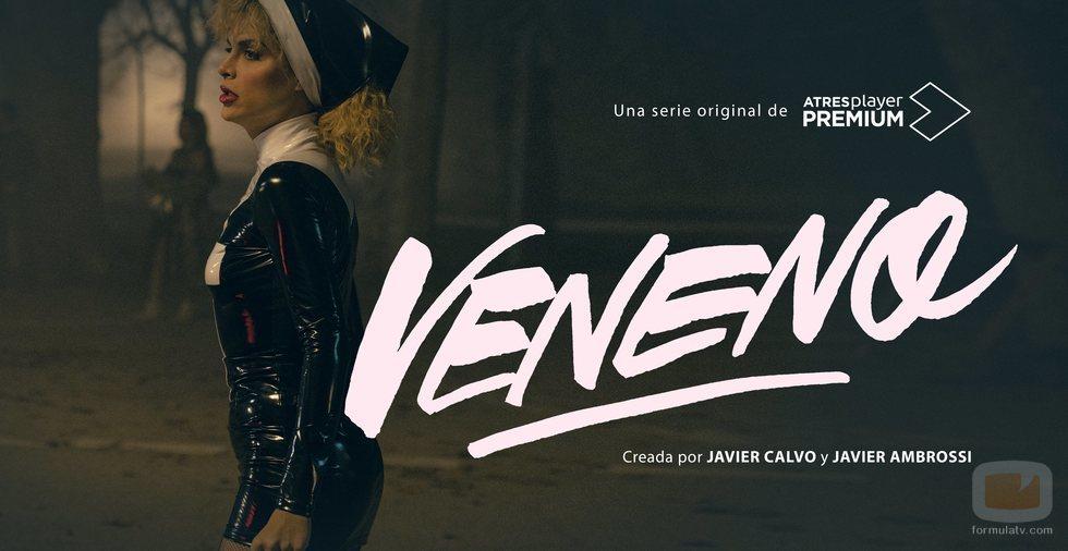 Jedet es Cristina Ortiz en el póster promocional de 'Veneno'