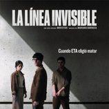 Póster de 'La línea invisible' con Àlex Monner, Anna Castillo y Patrick Criado