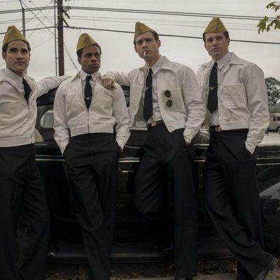 'Hollywood', la serie de Ryan Murphy, en imágenes
