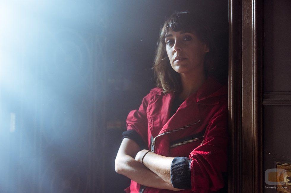 Belén Cuesta como Julia en la cuarta temporada de 'La Casa de Papel'