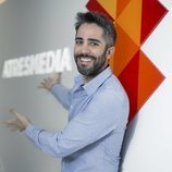 Roberto Leal, presentador de Atresmedia