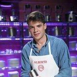 Alberto, concursante de 'MasterChef 8'