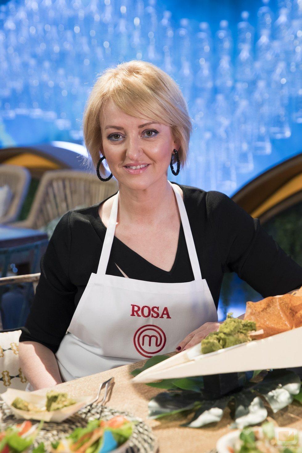 Rosa, concursante de 'MasterChef 8'