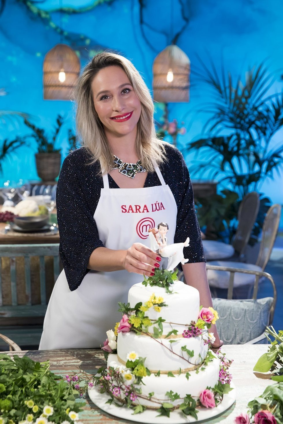 Sara Lúa, concursante de 'MasterChef 8'