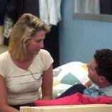 María José y Jorge en la cama en 'GH 1'