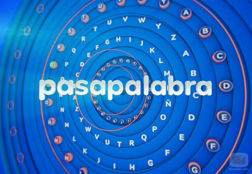 Logotipo de 'Pasapalabra' en su regreso a Antena 3