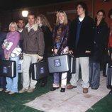 Los concursantes de 'GH 2' en la noche de entrada en la casa