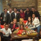 Los concursantes de 'GH 3' en su primera noche en la casa