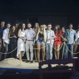Foto de grupo de los concursantes de 'GH 16'