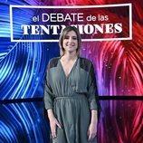 Sandra Barneda presenta el primer 'El debate de las tentaciones'