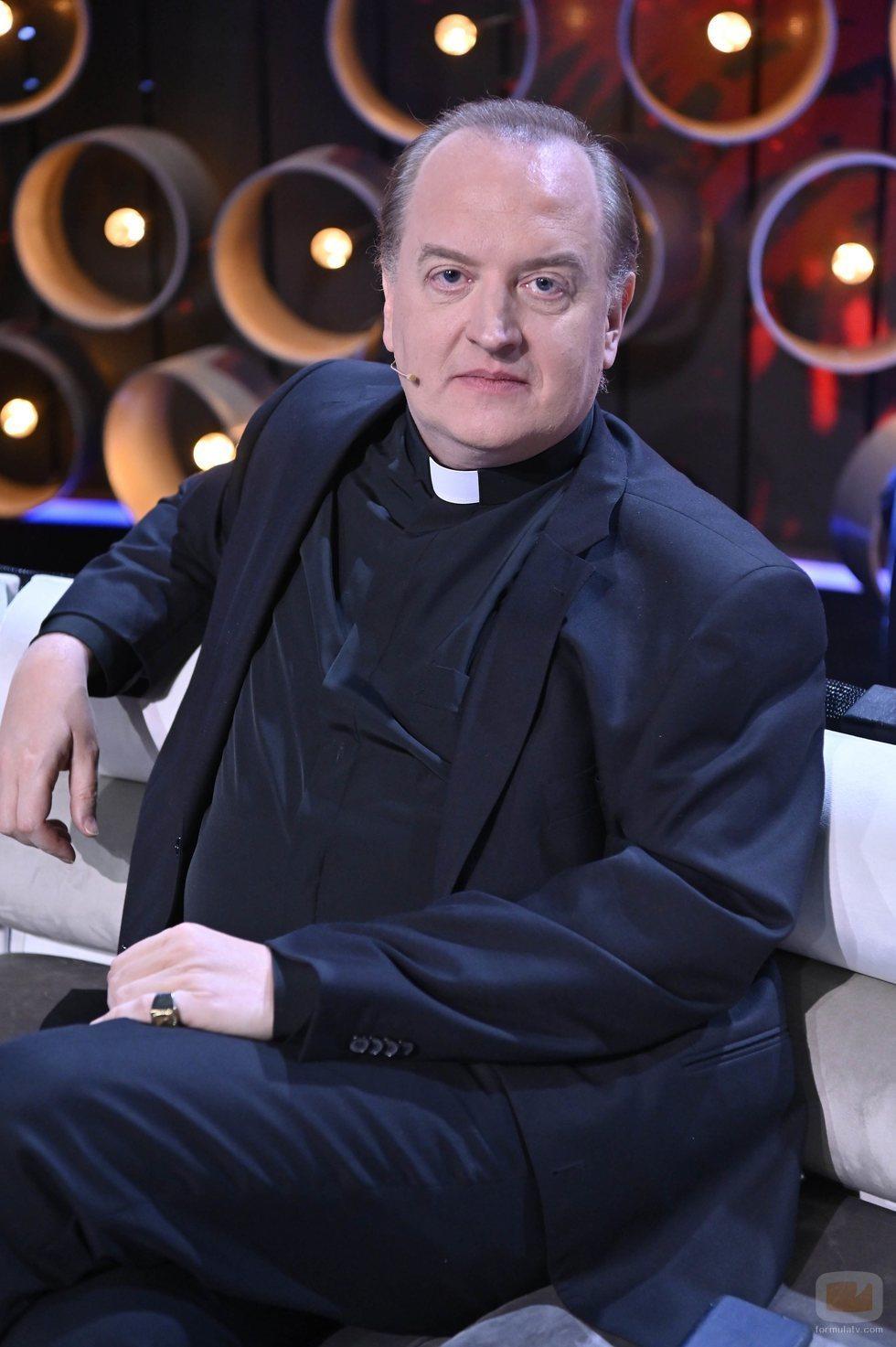 El Padre Apeles regresa con 'El debate de las tentaciones'