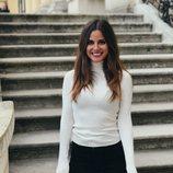 Alexia Rivas ('Socialité') posa muy sonriente