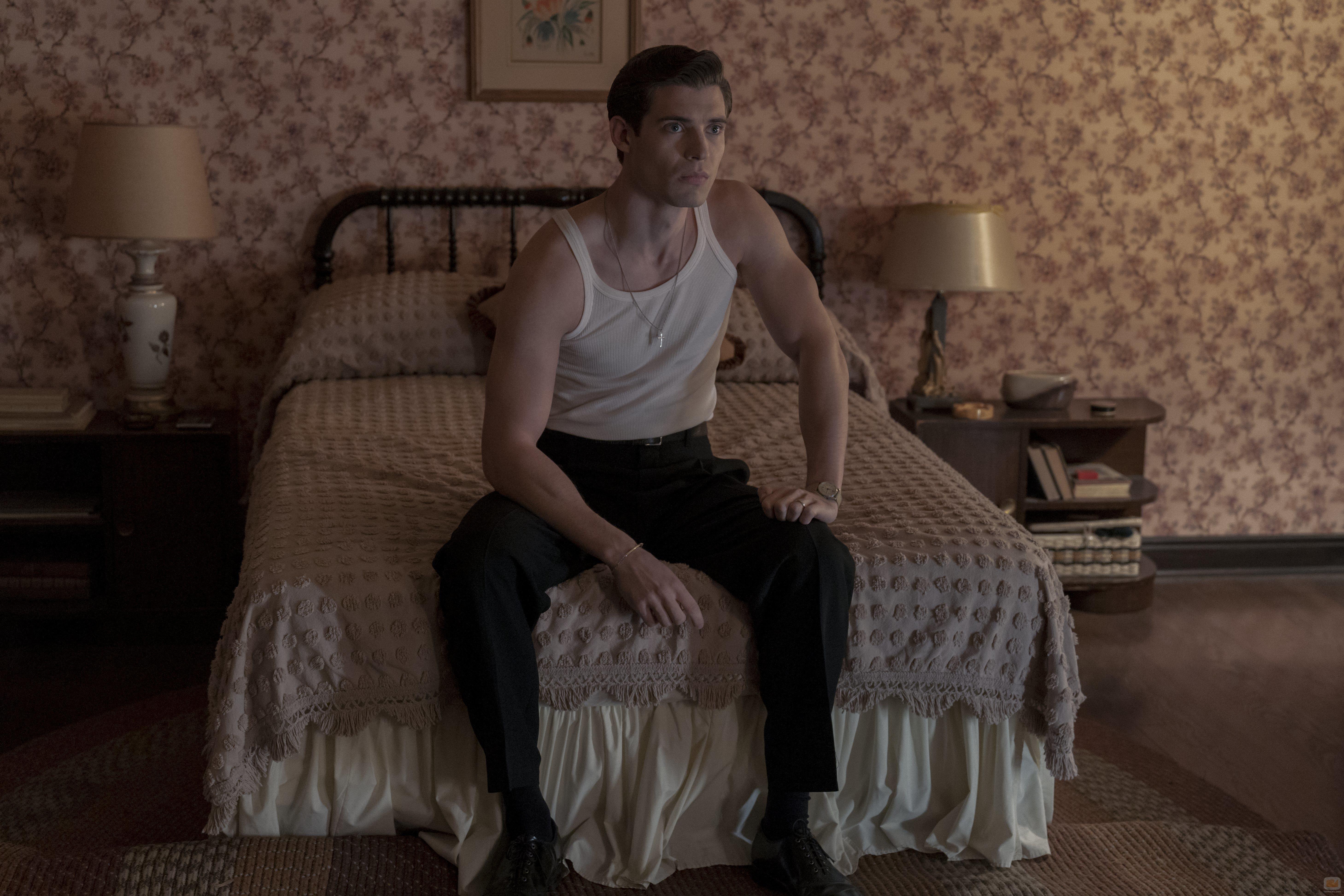 David Corenswet es Jack Castello en 'Hollywood'