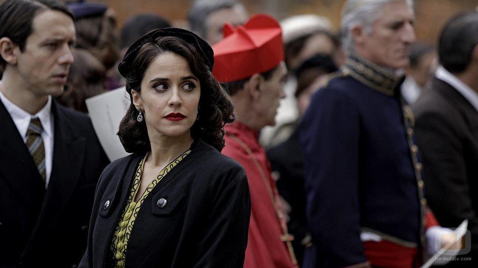 Macarena García es Lola Mendieta en la cuarta temporada de 'El Ministerio del Tiempo'