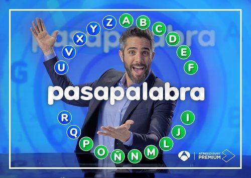 Póster de 'Pasapalabra' en Antena 3