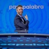 Roberto Leal, presentador de 'Pasapalabra' en su etapa en Atresmedia