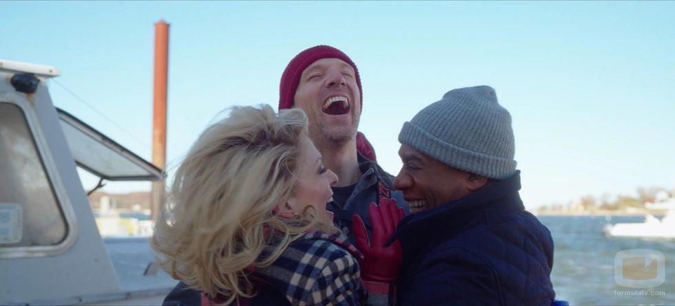 Dede y sus maridos en la segunda temporada de 'The Politician'