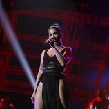 "Anaju canta ""Man Down"" en la Gala 10 de 'OT 2020'"