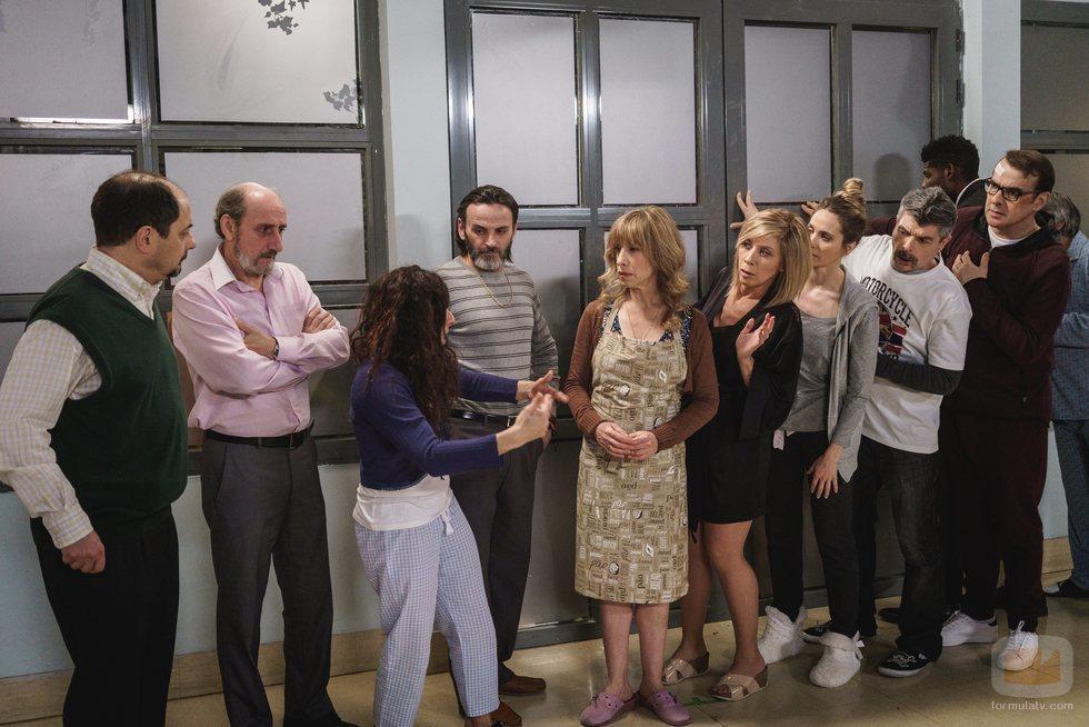 Conflicto en Montepinar en la temporada 12 de 'La que se avecina'