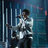 """Flavio canta """"Calma"""" en la Gala 11 de 'OT 2020'"""