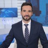 Lluís Guilera, periodista de RTVE