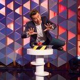 Arturo Valls, presentador de 'Improvisando' en Antena 3