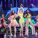 """Anaju, Samantha y Nia cantan """"R.I.P."""" en la Gala 12 de 'OT 2020'"""