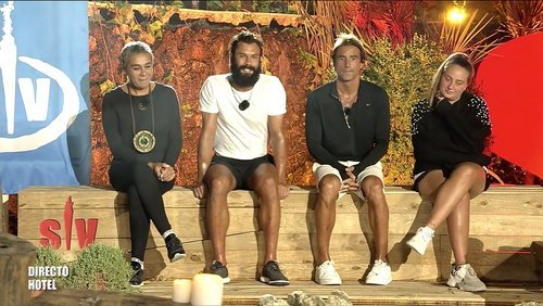 Los cuatro finalistas de 'Supervivientes 2020'