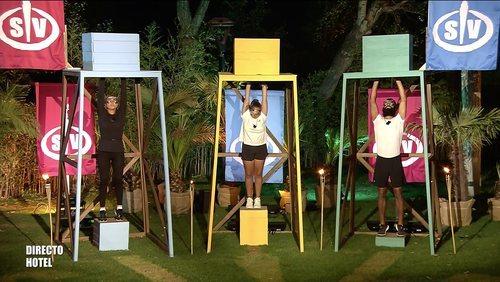 Los tres finalistas se juegan el último televoto de 'Supervivientes 2020'