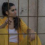 Saray (Alba Flores) en el final de 'Vis a vis: El oasis'
