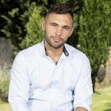 Cristian Suescun, concursante de 'La casa fuerte'