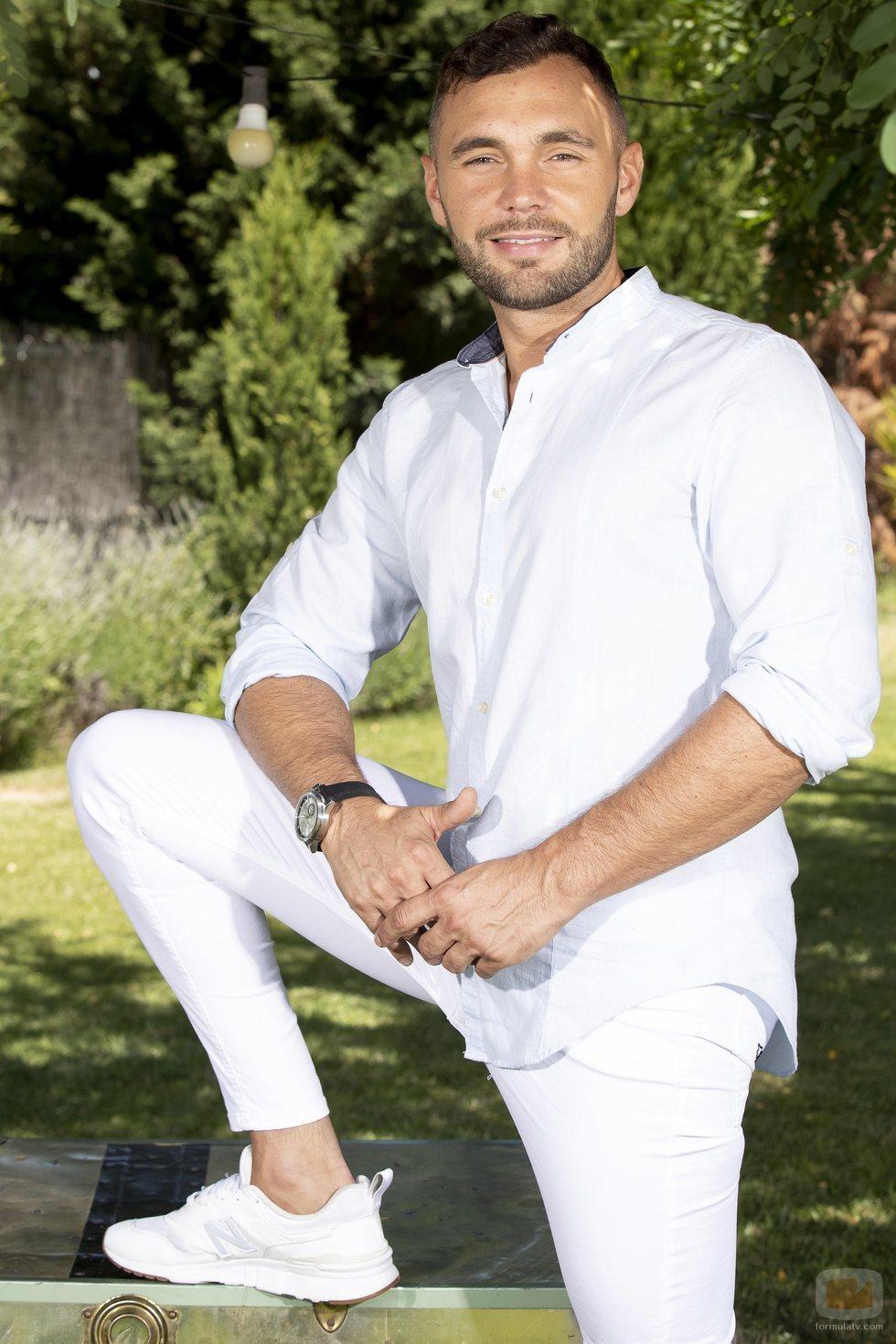 Cristian Suescun, participante de 'La casa fuerte'