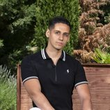 Christofer Guzmán, concursante de 'La casa fuerte'
