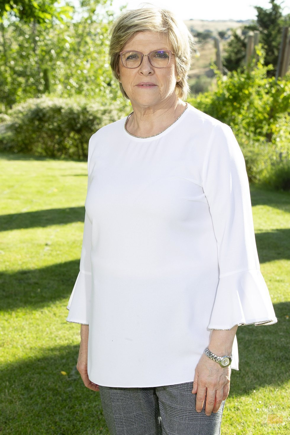 Juani Garzón, concursante de 'La casa fuerte' de Telecinco