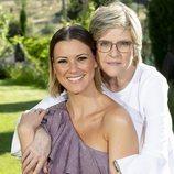 María Jesús Ruiz y su madre Juani Garzón, concursantes de 'La casa fuerte'