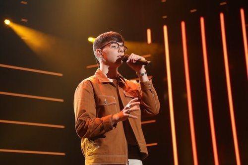 """Flavio canta """"Your man"""" en la Gala Final de 'OT 2020'"""