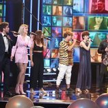 "Los concursantes de 'OT 2020' cantan ""Sal de mí"", en la Gala Final"