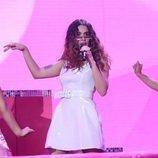 "Anaju canta ""7 rings"", en la Gala Final de 'OT 2020'"
