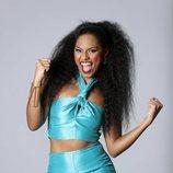 Posado de Nia Correia, ganadora de 'OT 2020'
