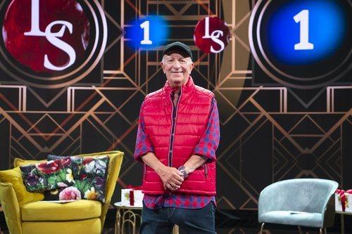 Carlos Ferrando en la presentación de la tercera temporada de 'Lazos de sangre'
