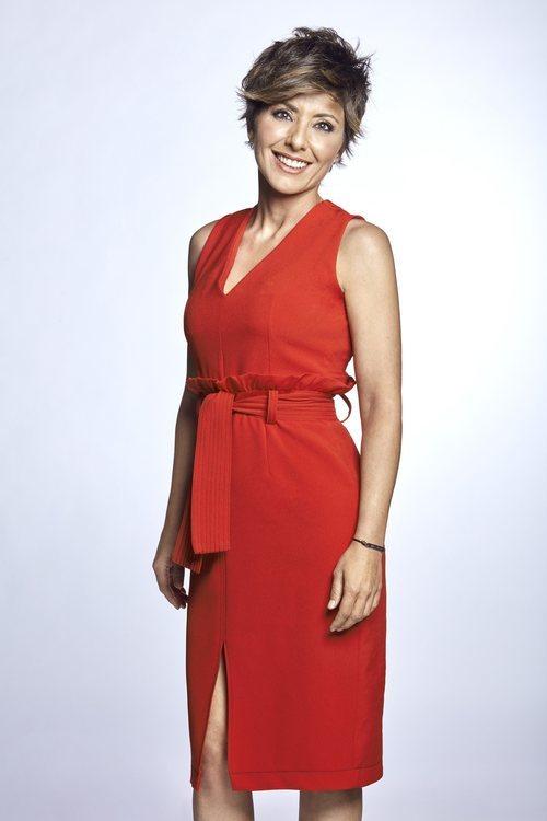 Sonsoles Ónega, presentadora de 'Ya es mediodia'