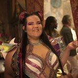 Netta en 'Festival de la Canción de Eurovisión: La historia de Fire Saga'