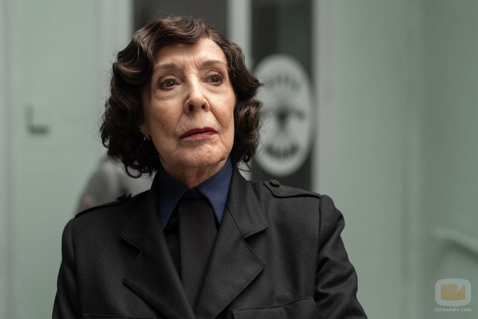 Concha Velasco en la temporada final de 'Las chicas del cable'