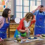 Ágatha Ruiz de la Prada, invitada de 'Cocina al punto con Peña y Tamara'