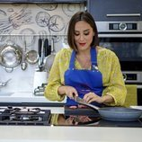 Tamará Falcó cocina en 'Cocina al punto con Peña y Tamara'