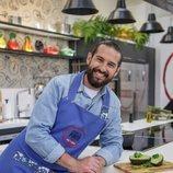 Javier Peña en 'Cocina al punto con Peña y Tamara'