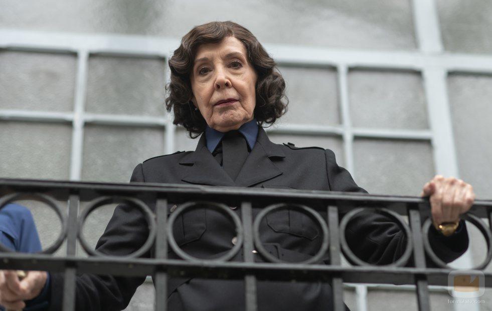 Doña Carmen (Concha Velasco) vuelve en la última temporada de 'Las chicas del cable'