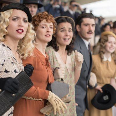 Temporada final de 'Las chicas del cable', en imágenes