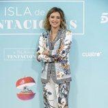 Sandra Barneda en la presentación de 'La isla de las tentaciones'