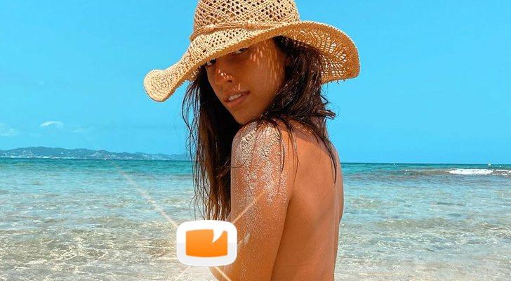 Sofía Suescun, complètement nue à Ibiza
